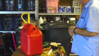 Download How to Fix a New Gas Can Video