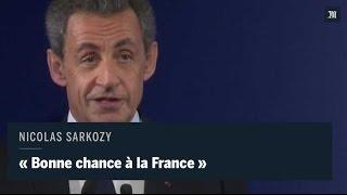 Download Nicolas Sarkozy : ″Il est temps pour moi d'aborder une vie avec moins de passions publiques″ Video