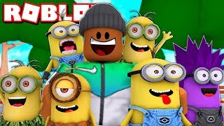 Download SAVING THE MINIONS | Roblox Despicable Me Adventure Obby (Full Game) Video