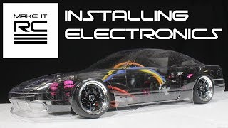 Download Budget RC Drift Build: Part 2 Adding Electronics Video