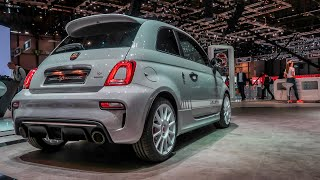 Download Here Is The New 2019 Abarth 595 Esseesse! | First Look Video