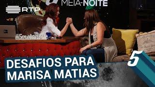 Download Marisa Matias liga a Paulo Rangel e faz braço de ferro com a Mena | 5 Para a Meia-Noite | RTP Video