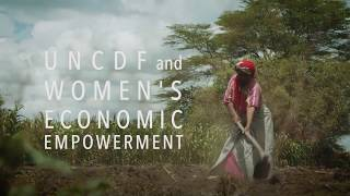 Download UNCDF and Women's Economic Empowerment Video