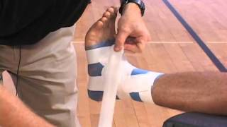 Download How to Tape an Ankle (Quick & Easy Demonstration) Video