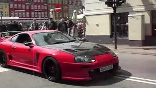 Download LOUD EXHAUSTS Scare People COMPILATION !! Video