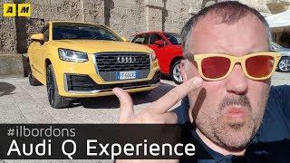 Download Con Audi Q2, Q5 e Q7 alla conquista di Matera | Il Diario di BORDOns Video