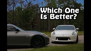 Download Nissan 370z Automatic Vs Manual! | What to Buy?! Video
