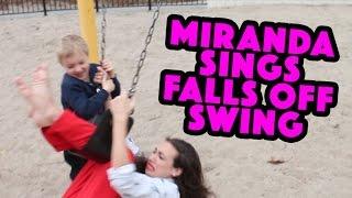 Download Miranda Sings Falls Off Swing Video