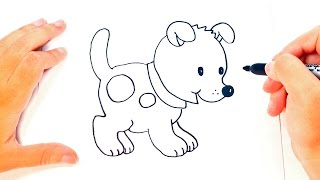 Download Cómo dibujar un Perrito paso a paso | Dibujo fácil de Perrito Video