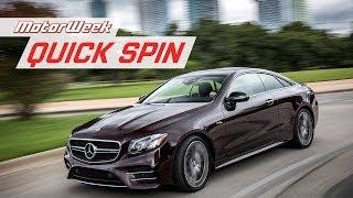 Download Mercedes-AMG 53 Series Lineup | MotorWeek Quick Spin Video