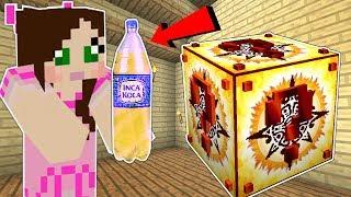 Download Minecraft: INCA LUCKY BLOCK!! (SUPER SODA, LUCKY STATUES & MORE!) Mod Showcase Video