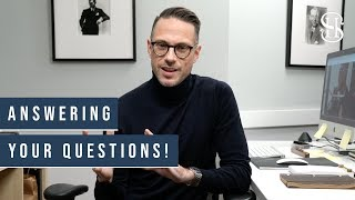 Download Men's Style And Watches Q&A | Ask Me Anything!! (Episode 1) Video