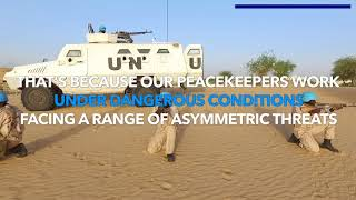 Download Mali🇲🇱. One of the most complex and dangerous environments for UN peacekeepers Video