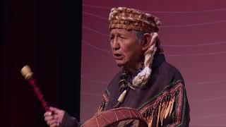 Download Traditional Coast Salish Welcome | Sam George | TEDxEastVan Video