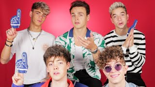 Download Why Don't We Plays Who's Who Video