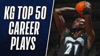 Download Kevin Garnett's Top 50 Plays of His Career Video
