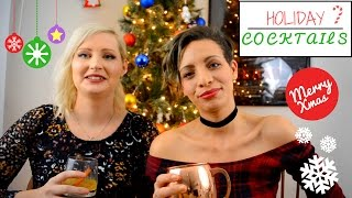 Download How to Holiday drink Recipes (vodka, whiskey)Part One! Video