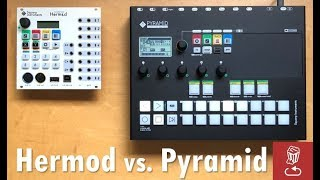 Download Review - Pyramid vs. Hermod: Powerful Squarp sequencers explored Video