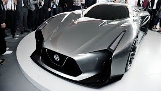 Download Nissan Concept 2020 Vision GranTurismo - Global Unveiling Video