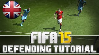 Download Fifa 16 (15) | Defending Tutorial - Solid Defense | How to defend in Fifa 15 | MetiHD Video