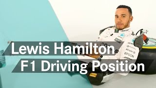 Download F1 2016 explained: Lewis Hamilton's driving position! Video