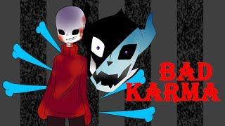 Download BAD KARMA || MEME || Snooptale Sans Video