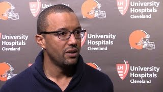 Download Sashi Brown: 'Brighter days are ahead' for Cleveland Browns Video