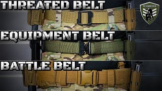 Download Choosing THE BEST Tactical Belt for Military & Airsoft Video