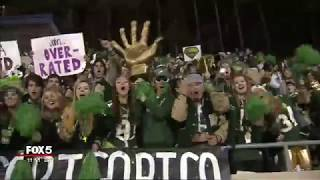 Download Coaches react to Blessed Trinity Marist game Video