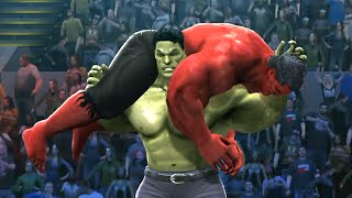 Download HULK VS RED HULK - Hell In A Cell Match - EPIC Battle - WWE 2K14 Video