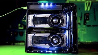 Download SMALLEST SLI GAMING RIG – ONE OF A KIND! Video