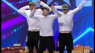 Download ČESKO SLOVENSKO MÁ TALENT 2016 - Len Tanec Video