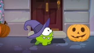 Download Приключения Ам Няма (Cut the Rope) - Вокруг Света - Хэллоуин! 🎃 Страшные мультики про Halloween Video