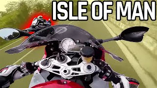 Download ISLE OF MAN TT IN TRAFFIC! *WARNING* Video