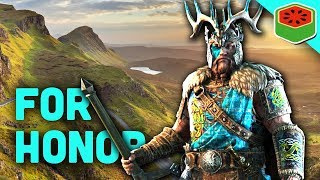 Download NEW BEEFY HIGHLANDER | For Honor Gameplay Video