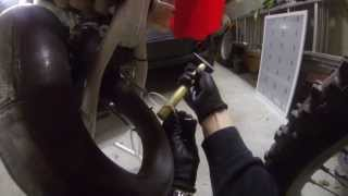 Download Easy exhaust spring install Video