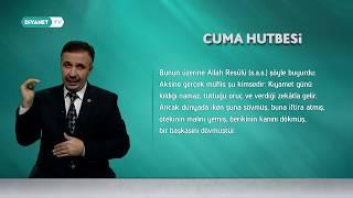 Download İşaret Diliyle Cuma Hutbesi - 18 Ekim 2019 Video