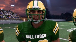 Download Madden 18 Longshot Story Mode Gameplay - High School Game! Video