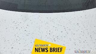 Download 'Black raindrops' cover car Video