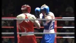 Download Grangecon boxer Ross Hickey on Irish Elite Senior final against Stephen Coughlan of Bray Boxing Club Video
