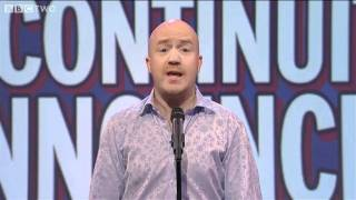 Download Unlikely Things For a Continuity Announcer To Say - Mock The Week - Series 10 Episode 3 - BBC Two Video