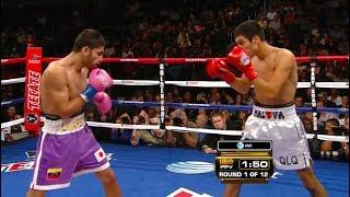 Download The best moments Jorge Linares vs Antonio DeMarco / Лучшие моменты Хорхе Линарес vs. Антонио Демарко Video