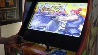 Download Street Fighter Arcade Cab - MAME Hyperspin Setup Video