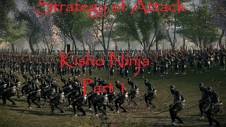 Download Strategy of attack: Kisho Ninja Part 1 Video