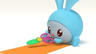 Download Малышарики - Новые серии - Гости (54 серия) | Для детей от 0 до 4 лет Video