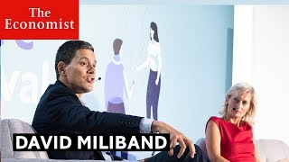 Download David Miliband on the future of liberalism | The Economist Video