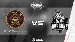 Download Rainbow Six Pro League 2017 - Season 3 Finals - PC - ENCE eSports vs. Black Dragons - day 2 - Final Video