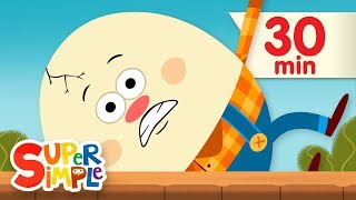 Download Humpty Dumpty | + More Kids Songs | Super Simple Songs Video