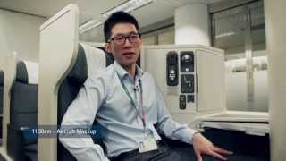 Download Cathay Pacific ″A Day in The Life of an Engineer″ Video