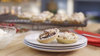 Download Mincemeat and orange tarts - Mary Berry's Absolute Christmas Favourites: Episode 2 Preview - BBC Two Video